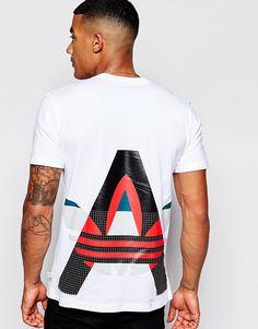 adidas Originals T-Shirt With Back Print