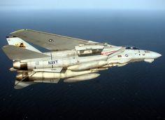 Grumman F-14 Tomcat, US Navy.