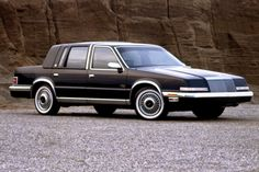 1990-1993 Chrysler Imperial / New Yorker Fifth Avenue | Consumer Guide Auto