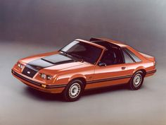 1983 Ford Mustang GT... Do you miss the T-Top option?