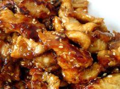 Yum... I'd Pinch That!   Recipe: Slow Cooker Teriyaki Chicken