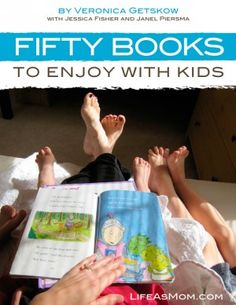 A reading guide of 50 books and a synopsis for each  Links to the World Cat library catalog so parents can easily find the books in their local library  Extension activities, recipes, and field trip ideas for each book on the list  Printable reading logs for kids to track their books