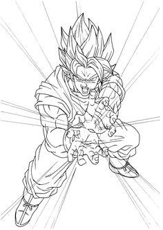 Dragon Ball Z Coloring Pages Printable . 24 Dragon Ball Z Coloring Pages Printable . Goku Dragon Ball Z Anime Coloring Pages for Kids Printable Free Coloring Pages Super Coloring Pages, Cartoon Coloring Pages, Colouring Pages, Coloring Books, Kids Coloring, Free Coloring, Coloring Sheets, Goku Drawing, Ball Drawing