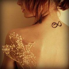 Infinity tattoo <3