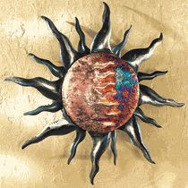 Head to Lone Star Western Decor now and enjoy markdowns up to on rustic metal wall art, like this Copper Dripped Sun Metal Wall Art! Western Wall Decor, Western Art, Metal Walls, Metal Wall Art, Cowboy Accessories, Western Bedding, Black Forest Decor, Southwestern Decorating, Sun And Stars