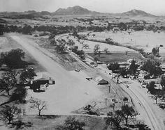 Conejo Valley (Janss Ranch) Airport, circa 1947