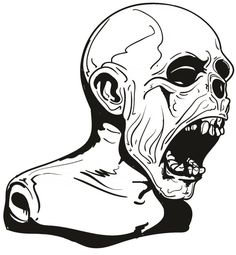 Image result for Horror Movie Killers Coloring Pages