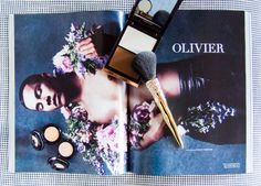 Put your duck faces away, we're here to make those cheekbones a reality: http://www.thecoveteur.com/olivier-rousteing-cheekbones