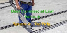 Leaf vacuums provide and easier and more convenient way of cleaning your lawn and home. Here are 5 of the best commercial leaf vacuums that you can buy. Commercial Vacuum, Vacuum Reviews, Best Commercials, Cleaning Equipment, Buyers Guide, Vacuums, Clean House, Lawn, Vacuum Cleaners