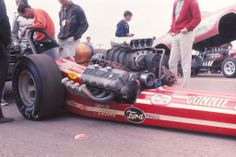 Connie Kalitta, Powered By Ford! 427 SOHC