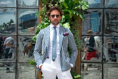 Danilo Carnevale follows the trends, but at his core is inspired by first by traditional Italian tailoring | shop menswear on italist.com
