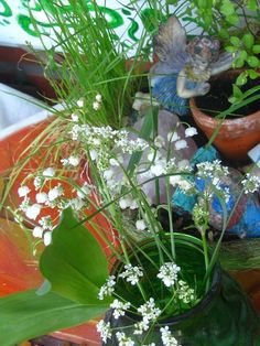 OUTDOOR by Heli Aarniranta on ARTwanted Annual Plants, Outdoor Art, Holidays And Events, Planting Flowers, Recycling, Herbs, Outdoors, Gardening, Floral