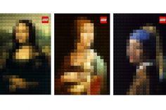 Poznate slike od Lego kockica u novoj reklamnoj kampanji