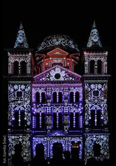 Lodz, Lights Festival #lodz