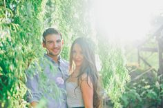 jason+anna photography. Our engagement pics at Page Springs Cellar- Sedona, AZ. Willow <3