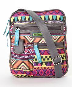 Tribu Tribal Gigi Crossbody Bag, $55.00 #lilybloom