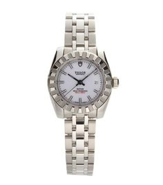Stainless Steel Ladies Rolex Tudor Date Watch, ref #22010 from Baer & Bosch Auctioneers.