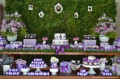 Festa Violetta - ReceberComEstilo