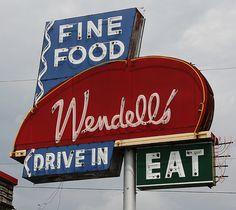 Wendell's Drive-In ~ Nashville TN
