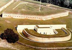 Picture of Fort Barrancas. Pensacola, Florida: Fort Barrancas - Old Tunnels