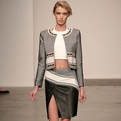Sachin + Babi Spring 2014 Runway Show | NY Fashion Week