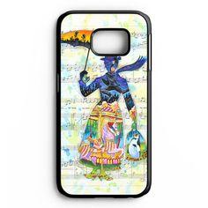Mary Poppins Art Samsung Galaxy S6 Edge Plus Case