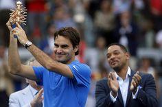 Roger wins Madrid Masters as Man in Black looks on :)))