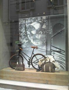 """PEUTEREY,Paris France, """"Bike Bags', pinned by Ton van der Veer"""