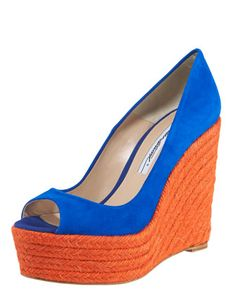 Any self respecting, high fashion Florida gator girl should have these! GO GATORS!!