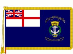 image of Royal Naval Association National Standard