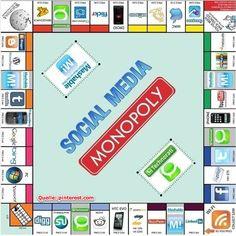 """Selbstverständlich kann man beim Thema SociaMedia selber sein Glück versuchenwie beim Monopoly. Mancher hofft, schnell die """"Schlossstrasse"""" zu erwischen, dort schnell Hotels zu bauen und dann künftig bei """"Mitspielern"""" abzukassieren. Bei diesem Würfelspiel ist natürlich auch Glück gefragt. Doch ganz ohne Plan kann man auch dieses """"Spiel"""" nicht erfolgreich abschliessen. Im """"wirklichen SocialMedia-Leben"""" muss man im Voraus nicht unbedingt wissen, auf welches """"Feld"""" man als nächstes kommen wird."""