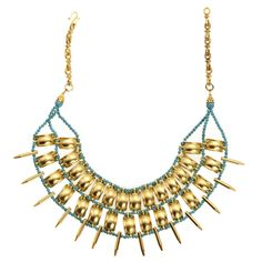 Fab.com | Saltuk Necklace Turquoise