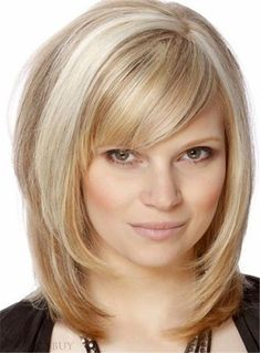 #WigsBuy - #WigsBuy Nature Bob With Bangs Hairstyle Straight Synthetic Hair Capless Wig 12 Inches - AdoreWe.com