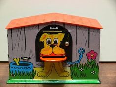 P1090158 My Childhood Memories, 90s Kids, Retro, Hungary, Budapest, Vintage Toys, Tweety, Toy Chest, The Past