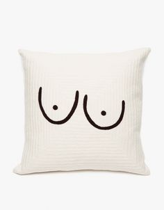 Private Parts Pillow