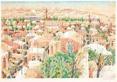 Shmuel Katz Israeli Artist