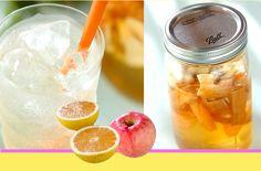 E・レシピ>連載>女子力UP!フルーツビネガーでダイエット>アップル&グレープフルーツビネガー