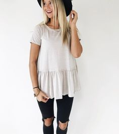 Cute, casual + commmmfy!