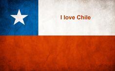 I love Chile wallpaper