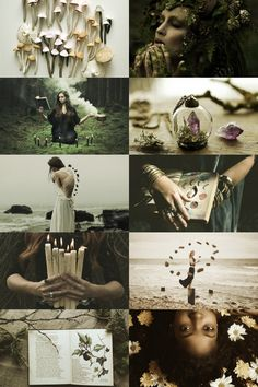 bruxa da água, moodyhues: Earth Witch Aesthetic ; requested by...