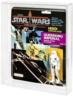"Star Wars Glasslite ""A"" Acrylic Display Case"