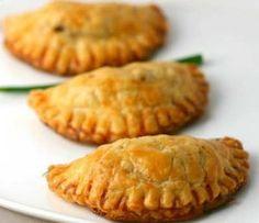 Empanadas de Atún y Espinacas