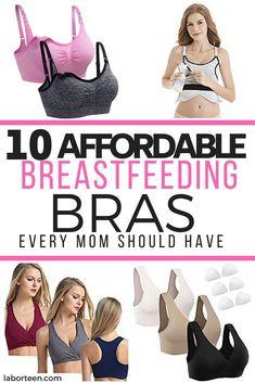 e1ff61d69b 10 affordable nursing bras for mom! Breastfeeding is hard