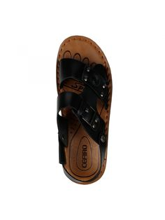 That are the most comfortable sandal on earth. Is just like walking on a cloud. Every day wears sandal.  I enjoy wearing this sandal. Very comfortable, fit is true to sizing.