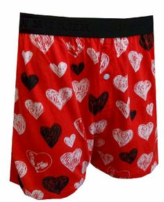 valentines day boxers personalized