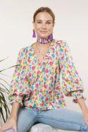 Blouse, Casual, Tops, Women, Fashion, Moda, Fashion Styles, Blouses, Fashion Illustrations