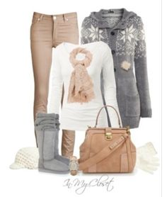 Winter clothes
