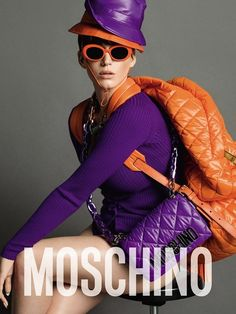 Ad Campaign – world of moschino