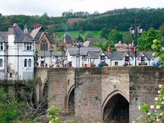 Wales. This is Llangollen famous for the annual Llangollen International Eisteddfod,a week long event, usually starting on the Tuesday, and ending on the Sunday of the same week. During the week people from all over the world take part in musical and dancing competitions.