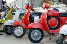 Raduno e esposizione auto e moto d'epoca presso Fiera Vintage Forlì